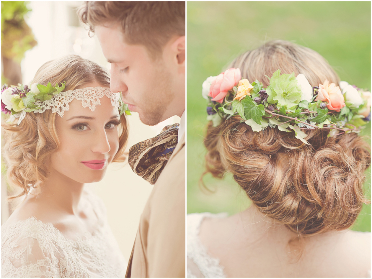 Fresh Flower For Bride Hair Flowers Healthy