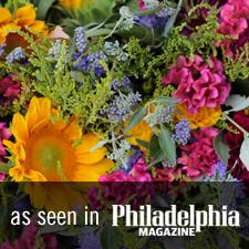 Philadelphia Magazine - Love 'n Fresh Flowers