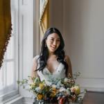 April Bridal Bouquet